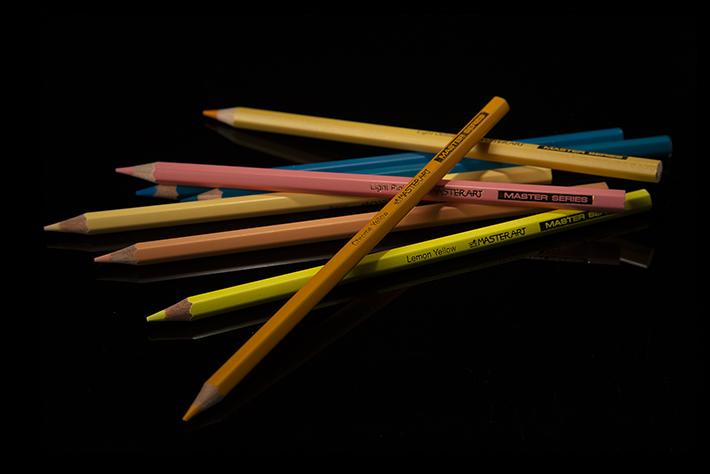 MasterArt coloured pencils 2